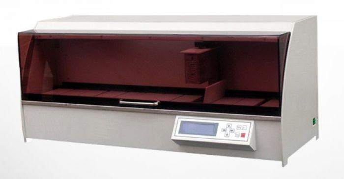 تیشو پروسسور مجهز به هواکش برای خروج بخارات مواد شیمیایی از آزمایشگاه