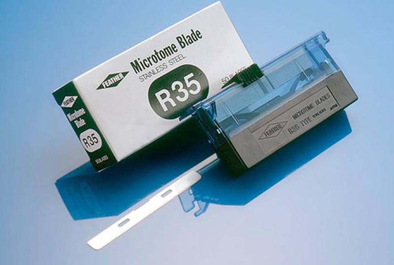 تیغ میکروتوم R35